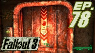 Fallout 3 GOTY Gameplay, Part 78: Entering the Reactor Chamber Vault 87 At Last (in 1080p HD)