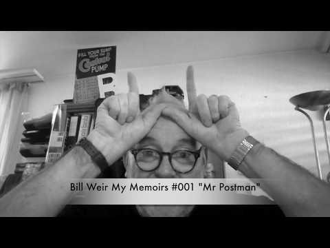 Bill Weir My Memoirs #001