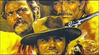 Ennio Morricone - The Good, The Bad And The Ugly (Il Buono, Il Brutto, Il Cattivo)