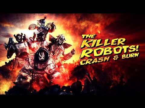 Killer Robots | Action Movie | Sci-Fi | Adventure | Full Film | Free To Watch