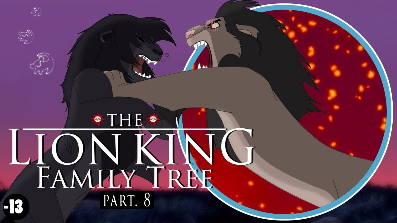 The Lion King Family Tree Part 8 Youtube