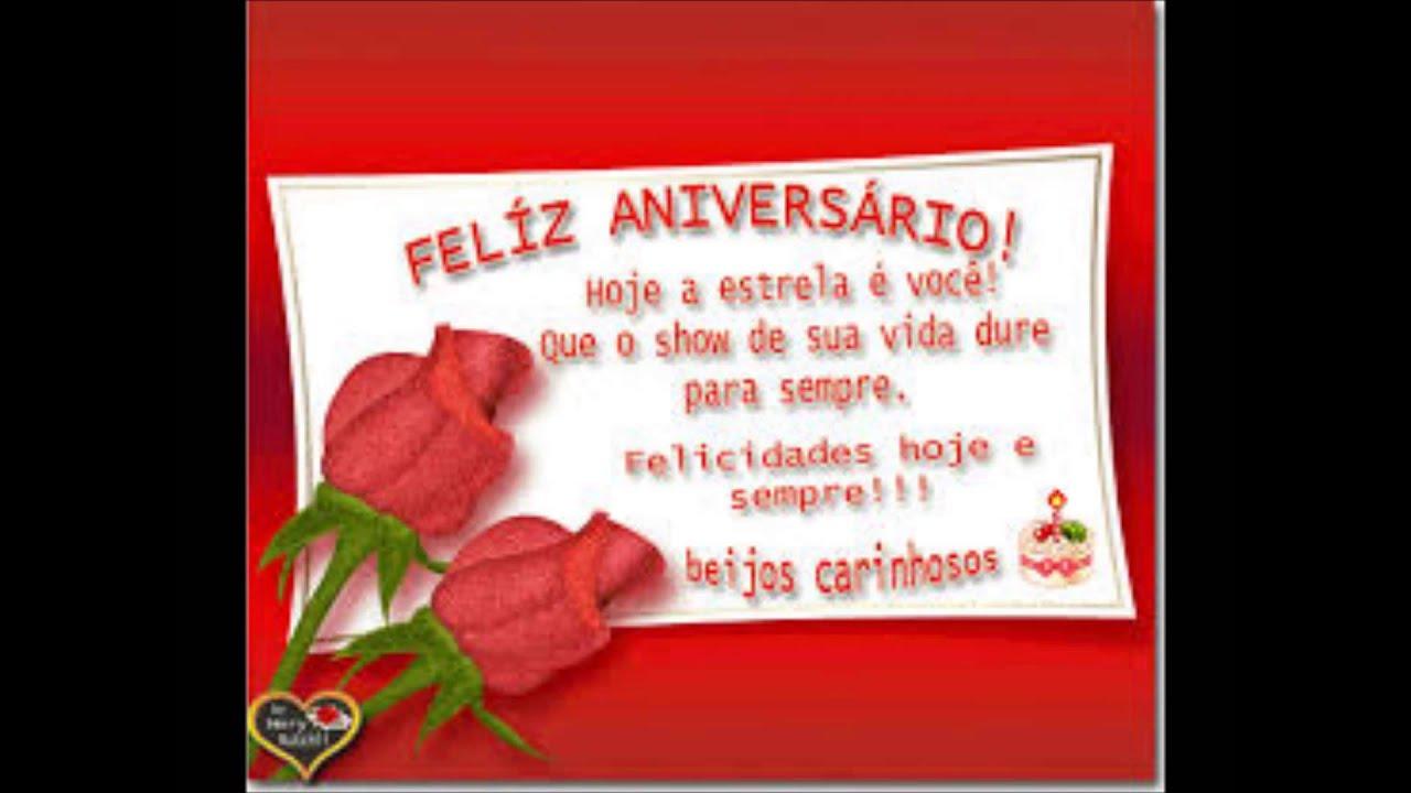 Mensagens De Aniversário: Telemensagem Feliz Aniversario Amiga