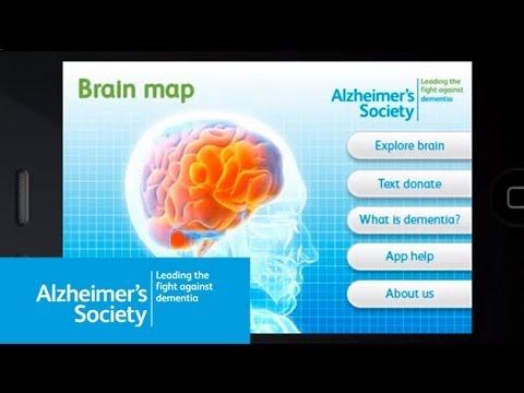 Alzheimer S Society Brain Map Iphone App