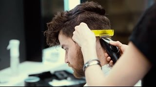 Видеоурок от Виктории Жариновой, стилиста-парикмахера школы Персона