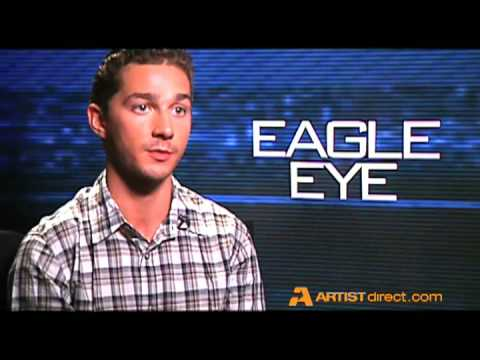 Eagle Eye Cast Interview