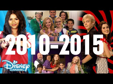 2010-2016 Theme Songs! | Throwback Thursday |  Disney Channel