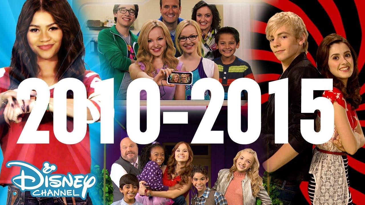 2010-2016 Theme Songs! | Throwback Thursday | Disney Channel