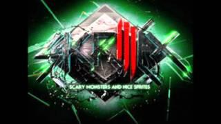 Repeat youtube video SKRILLEX - My Name is Skrillex (Lyrics)