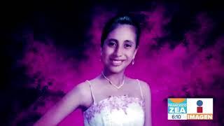 Así despidieron a Valeria Cruz asesinada en Veracruz | Noticias con Francisco Zea