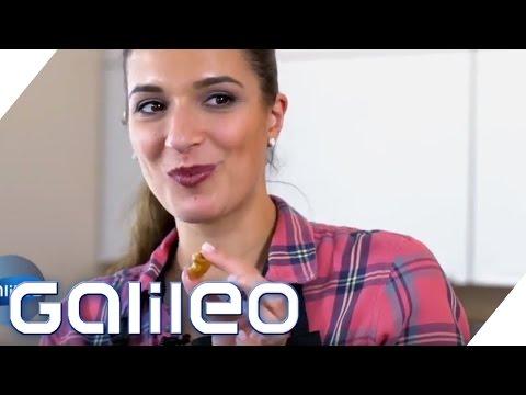 Sallys Welt: Hähnchenpudding und süsser Käse | Galileo | ProSieben