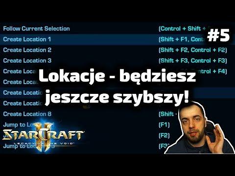 Lokacje! Jak on tak skacze ekranem?! - Porady Zawodowego Gracza (3.0) - StarCraft 2 LotV #5
