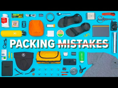 Packing Mistakes for One Bag Travel | What Not To Pack in Your Carry On & Other Helpful Tips