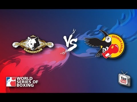 Astana Arlans Kazakhstan - German Eagles - Week 10 - WSB Season 3