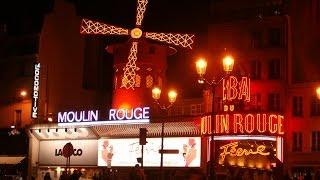 Париж Вечер Мулен Руж(Париж Вечер Мулен Руж Сверкающая огнями знаменитая красная мельница парижского #кабаре #Мулин Руж (Moulin..., 2016-07-28T12:30:01.000Z)