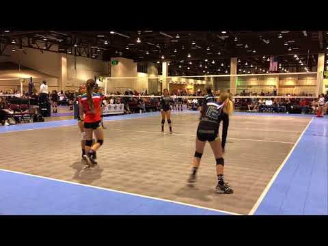 Sunshine 12 South Bay Vs. City Beach Volleyball  NCVA Qualifier Game 2