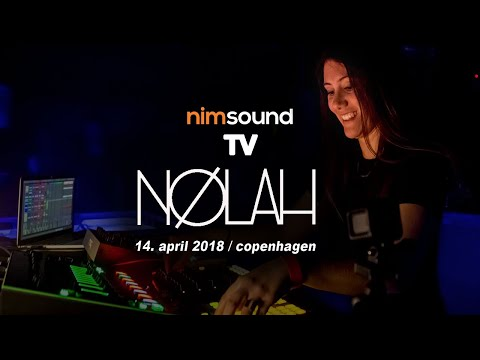 Nim Sound TV / Nølah Live Set @ Relevance Festival (14. April 2018)(Melodic Techno & House)