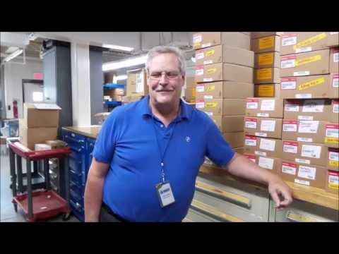 Meet Our Staff - Gordon Smith - Parts Specialist