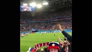 Россия-Египет 3:1 Чемпионат мира по футболу Россия вышла в 1/8 финала! Историческая победа!