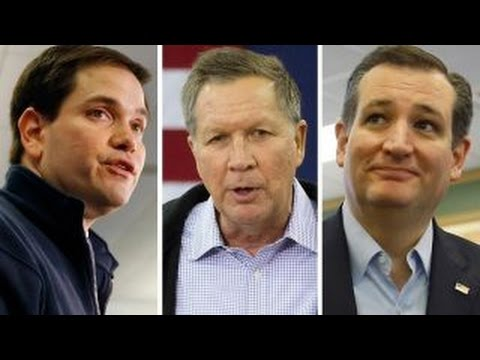 Pressure on GOP candidates to win home state primaries
