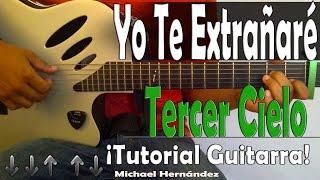 "Tocar con la guitarra ""Yo Te Extrañaré"" de Tercer Cielo - cómo tocar la guitarra"