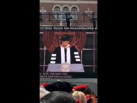 Will Ferrell's Commencement Speech at USC 2017