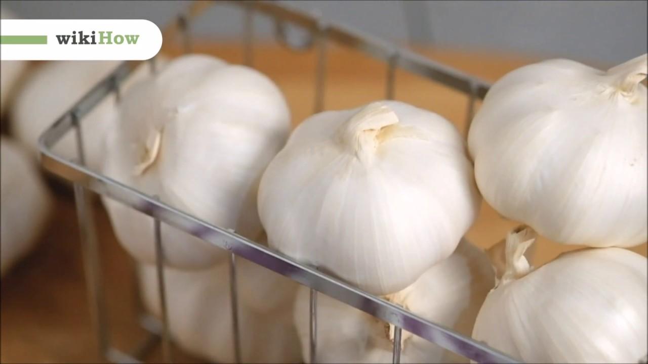 aglio, come conservare l'aglio, conservazione sott'olio
