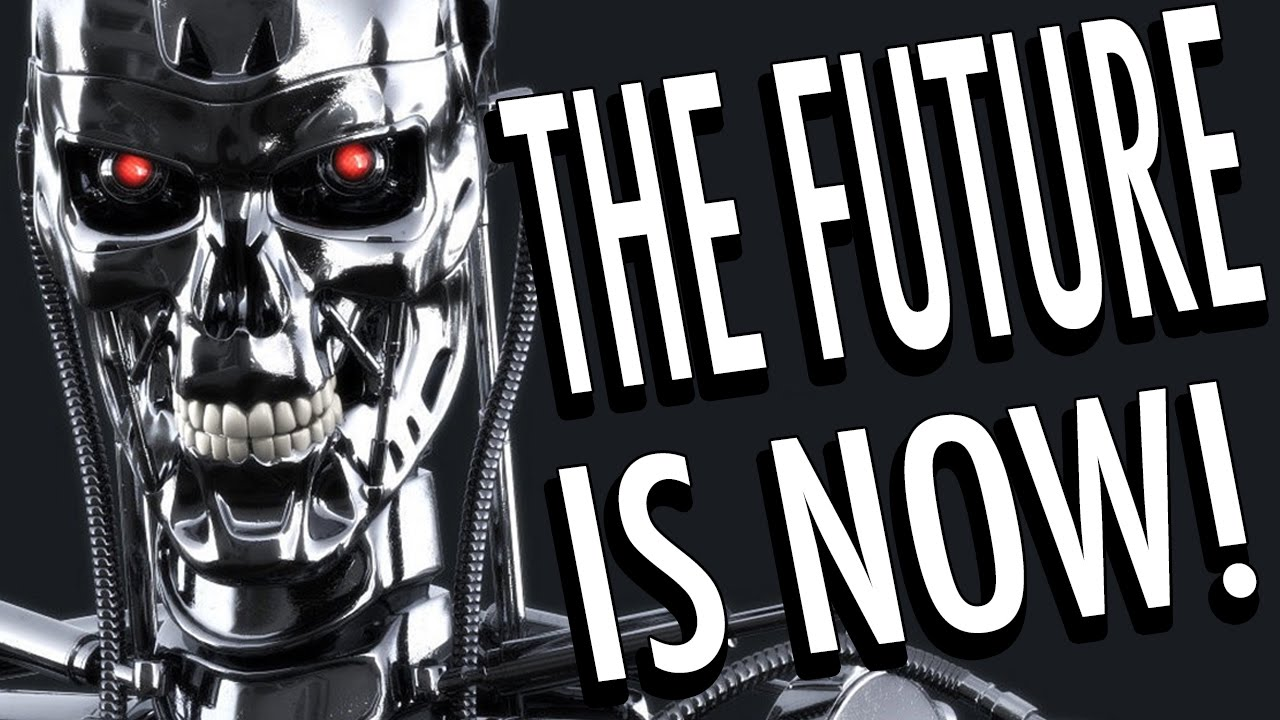 THE TECHNOLOGICAL APOCALYPSE IS UPON US! - J.D. Witherspoon - THE TECHNOLOGICAL APOCALYPSE IS UPON US! - J.D. Witherspoon