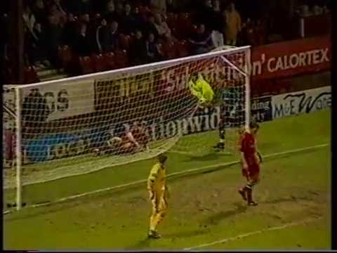 1998-12-05 Swindon Town vs Norwich City