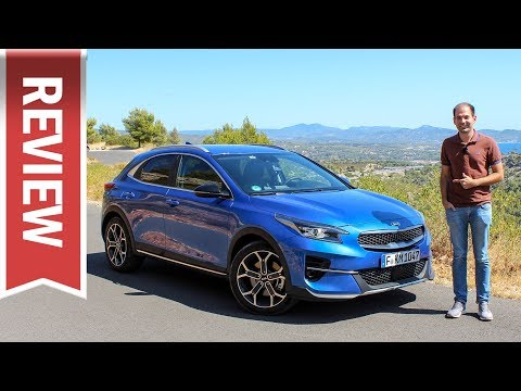 Kia XCeed 1.6 T-GDI mit DCT: 204 PS im Ceed SUV? Review, Test, Fahrbericht & Assistenzsysteme