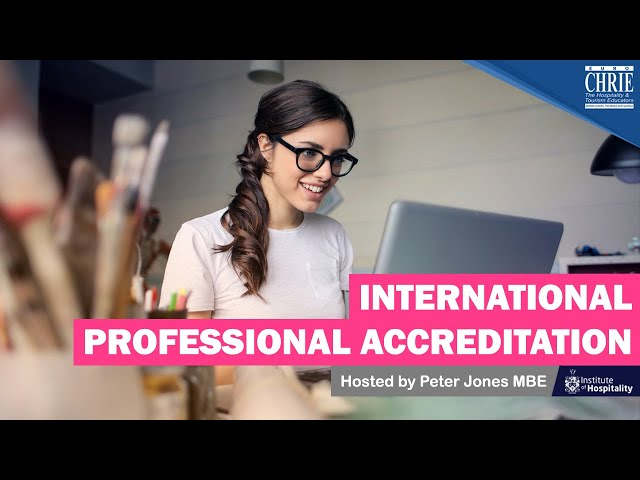 International Professional Accreditation