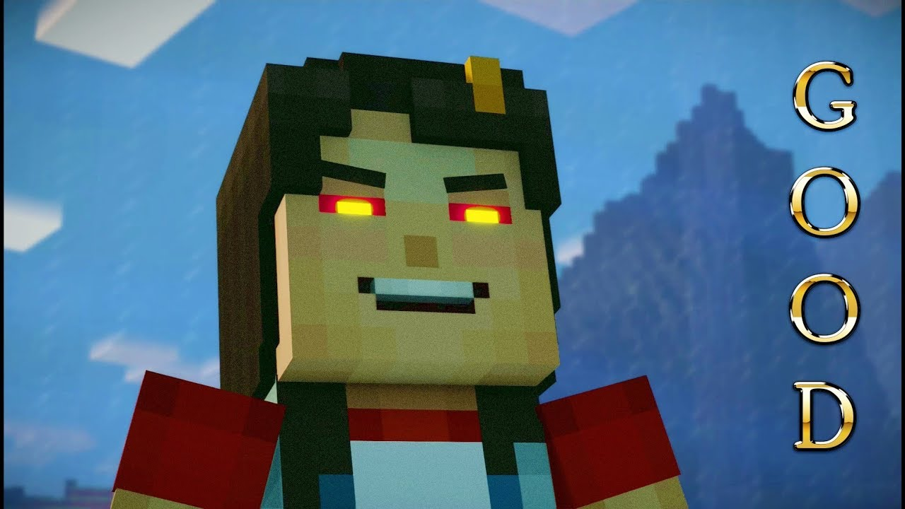Minecraft Story Mode Season 2 Episode 3 Good Choices Jesse