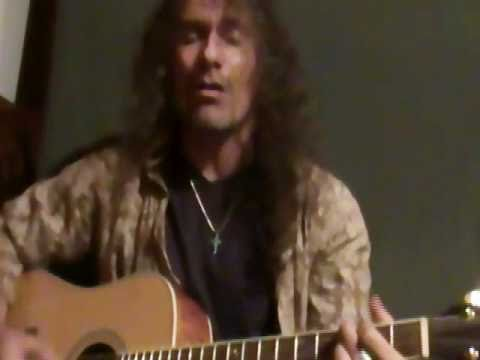 One Life, One Soul - Steve Lee Tribute unplugged Cover (Gotthard) by Harry Mandery (with lyrics )