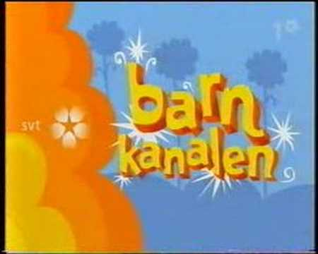 SVT1/Barnkanalen 2002 - YouTube