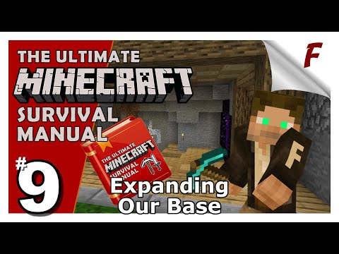 💠 Minecraft 1.14 Survival Manual Ep 9 | Expanding Our Base | With Avomance
