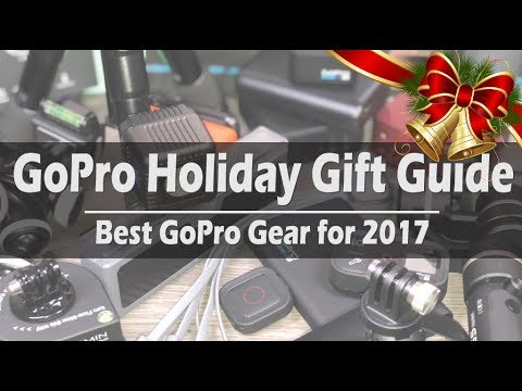 2017 GoPro Holiday Gift Guide