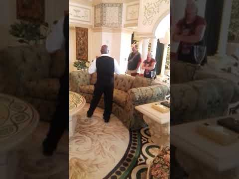 Elvis room tour, 2017 Hotel International Las Vegas, Westgate Hotel