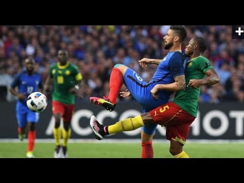 All goals and Highlight | france vs cameroon [3-2] Friendly Match 31/05/2016