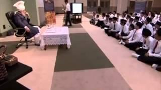 Gulshan e Waqfe Nau Class Atfal Khuddam 20 May 2013 Vancouver Canada