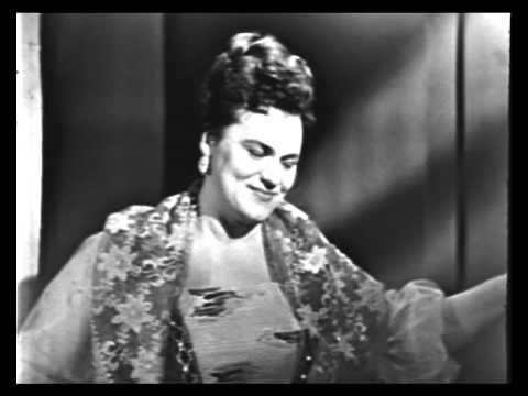 Ludmila Zykina  - 1964