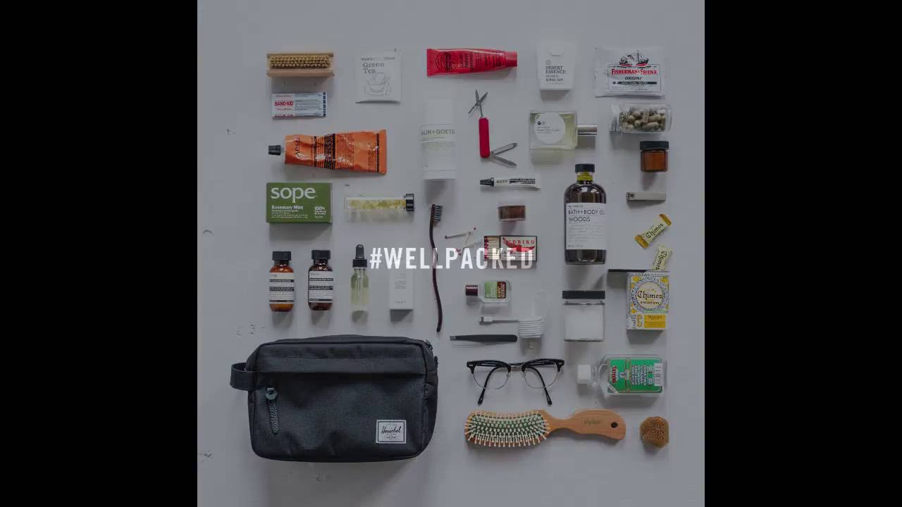 Herschel Chapter Carry On Travel Kit E4sDcJPc