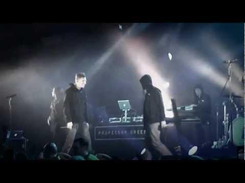 Professor Green ft. Cores - Upper Clapton Dance (Edit) - Barrowland Glasgow 28.11.2011