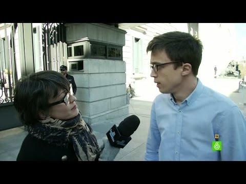 Íñigo Errejón: 'Mi madre cuando volvía de trabajar ponía El Intermedio'