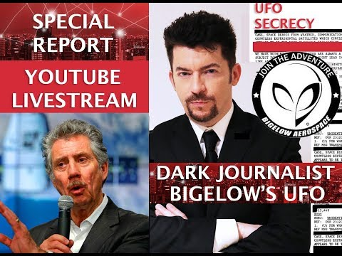 UFO DISCLOSURE SPECTACLE! DELONGE & BIGELOW AEROSPACE VS FOIA DOCUMENTS! DARK JOURNALIST