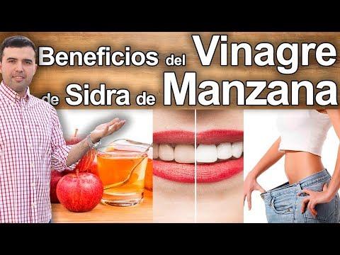 Vinagre de Sidra de Manzana - 12 Beneficios para la Salud del Vinagre de Manzana