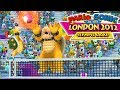 Mario & Sonic At The London 2012 Olympic Games Beach Volleyball #46 With Team Bowser, Sonic