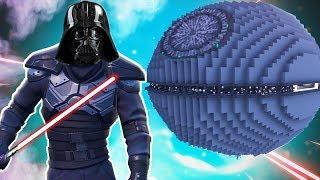 Wir besiegen Darth Vader... - Fortnite Star Wars!
