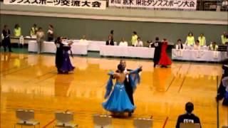 第10回栃木県北ダンススポーツ大会決勝戦2