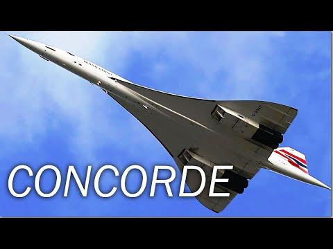 Конкорд - покоряя Махи. История легендарного сверхзвукового лайнера