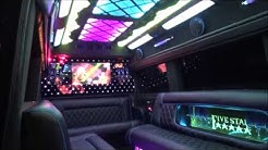 Mercedes Sprinter - Party Bus/Limo - Five Star Limo- Charlotte NC
