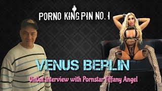 ✪ Venus Berlin 2014 (UnCut Interview with Pornstar Tiffany Angel @ Porno KingPin No.1│German) 🔞